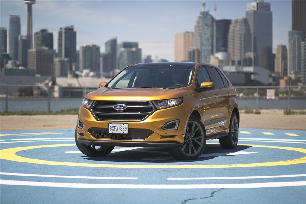 Quick Spin: 2015 Ford Edge