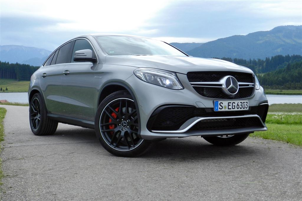 Quick Spin: 2016 Mercedes-AMG GLE 63 S Coupe
