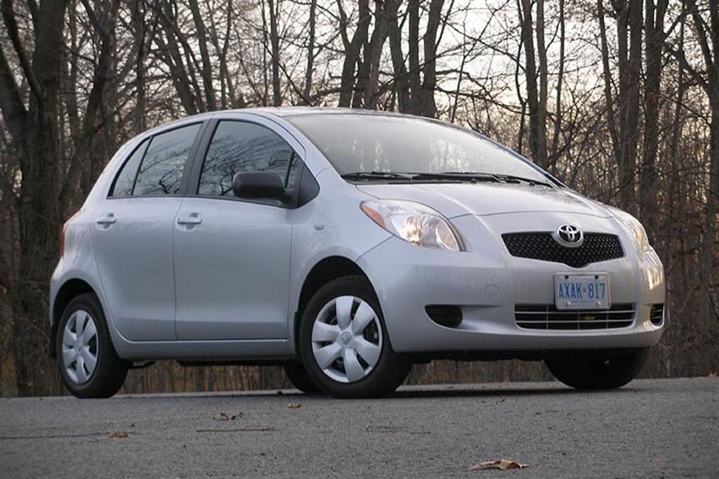 Used Vehicle Review: Toyota Yaris, 2006-2011