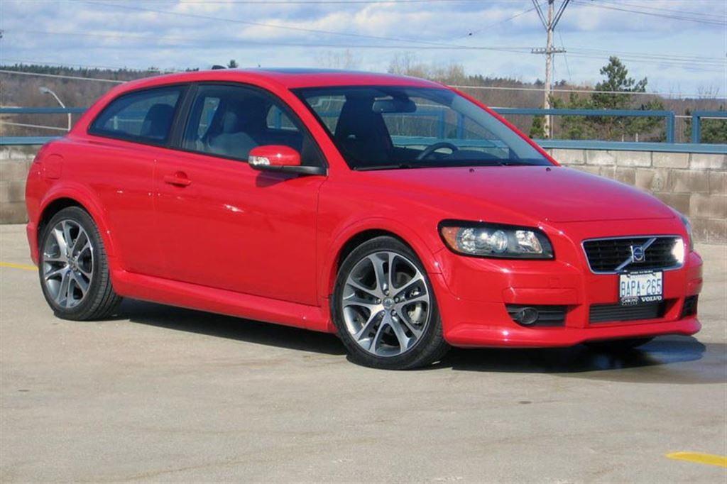 Used Vehicle Review: Volvo C30, 2007-2013