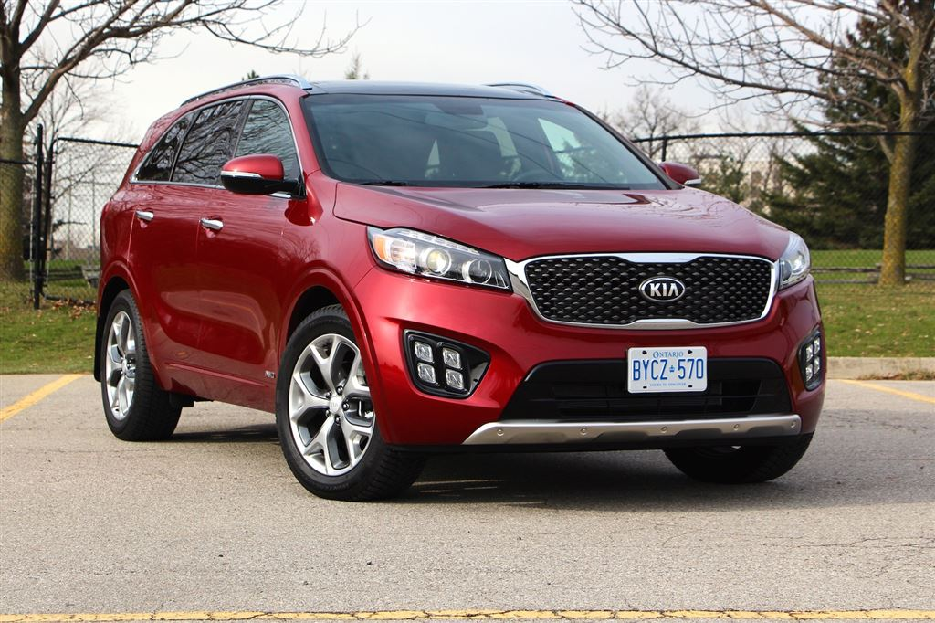 Long-Term Test Arrival: 2016 Kia Sorento SX
