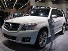 New Mercedes-Benz GLK revealed in Montreal