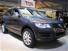 Clean-diesel VW Touareg shown in Montreal