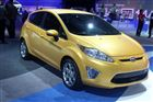 Ford Fiesta debuts at Los Angeles show