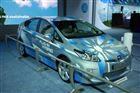 2010 Toyota Prius Plug-in hybrid makes NA debut
