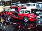 Mercedes-Benz gull wing debuts in Toronto