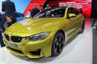 2015 BMW M3 Sedan, M4 Coupe and M235i
