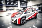 Toyota Heading Back To Rally With Yaris WRC