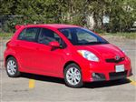 Test Drive: 2010 Toyota Yaris RS hatchback