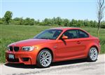 Test Drive: 2011 BMW 1 Series M Coupe