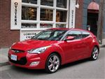 First Drive: 2012 Hyundai Veloster