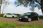 Comparison Test: 2013 Volkswagen Jetta TDI vs 2014 Chevrolet Cruze Clean Diesel