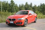 Day-by-Day Review: 2014 BMW 228i