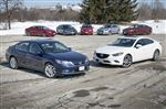 Comparison Test: 2014 Mid-Size Sedans