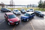 Comparison Test: Mid-size Crossover SUVs