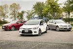 Comparison Test: Compact Hatchbacks