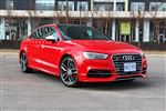 Quick Spin: 2015 Audi S3