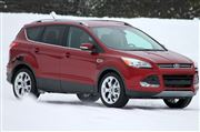Fords AWD and Stability Control in Winter Driving