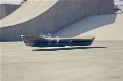 Lexus just created an actual real, rideable hoverboard - check out the teaser video