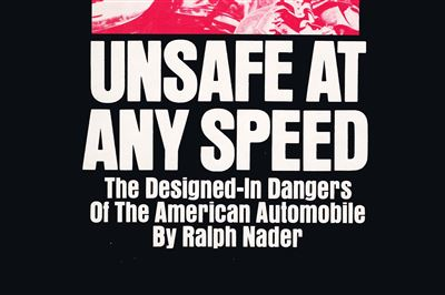 Unsafe at Any Speed, 50 Years Later