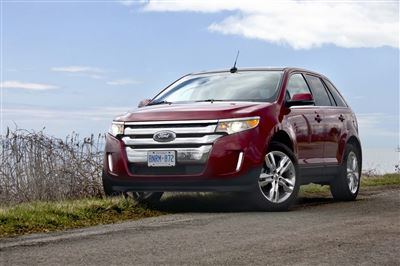 Ford Edge, 2011-2014 and Lincoln MKX...