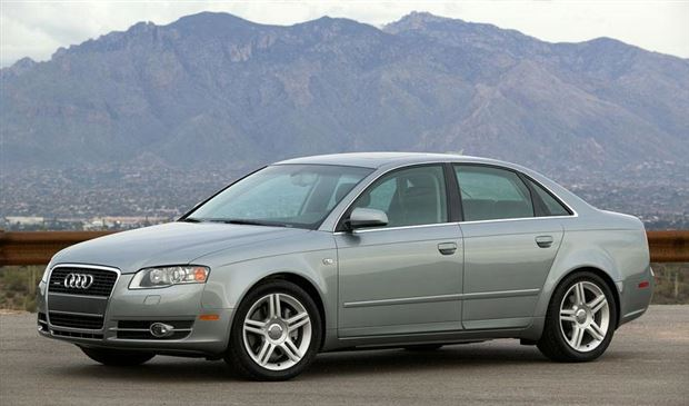Read about the Autos.ca Buyer's Guide: 2005 Audi A4