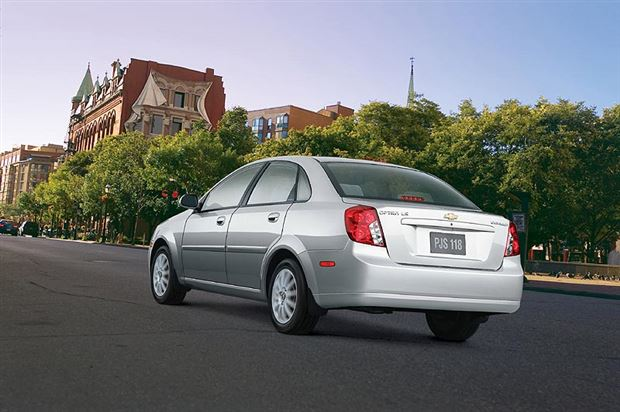 Read about the Autos.ca Buyer's Guide: 2005 Chevrolet Optra