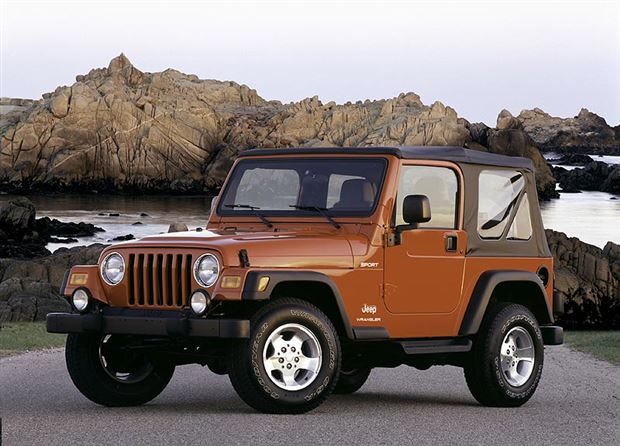 Read about the Autos.ca Buyer's Guide: 2005 Jeep TJ