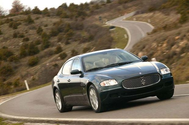 Read about the Autos.ca Buyer's Guide: 2005 Maserati Quattroporte