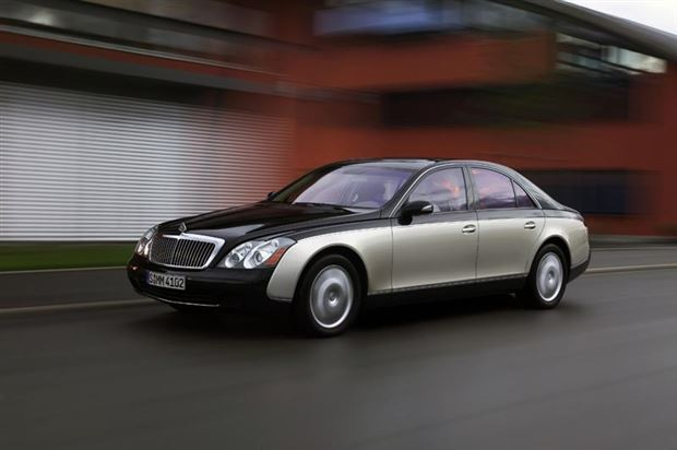 Read about the Autos.ca Buyer's Guide: 2005 Maybach 57/62