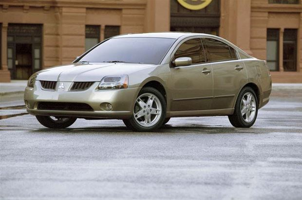 Read about the Autos.ca Buyer's Guide: 2005 Mitsubishi Galant