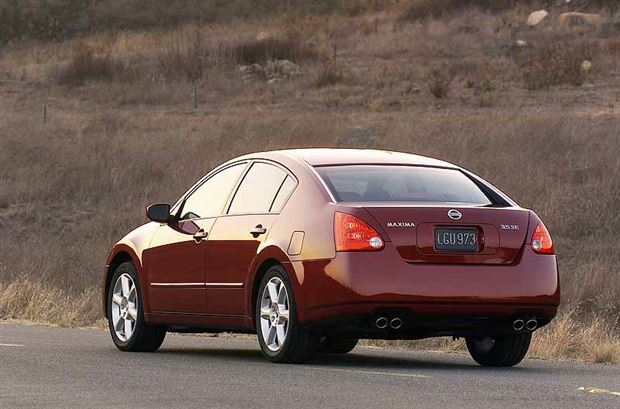 Read about the Autos.ca Buyer's Guide: 2005 Nissan Maxima
