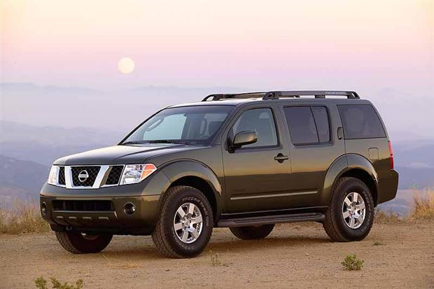 Read about the Autos.ca Buyer's Guide: 2005 Nissan Pathfinder