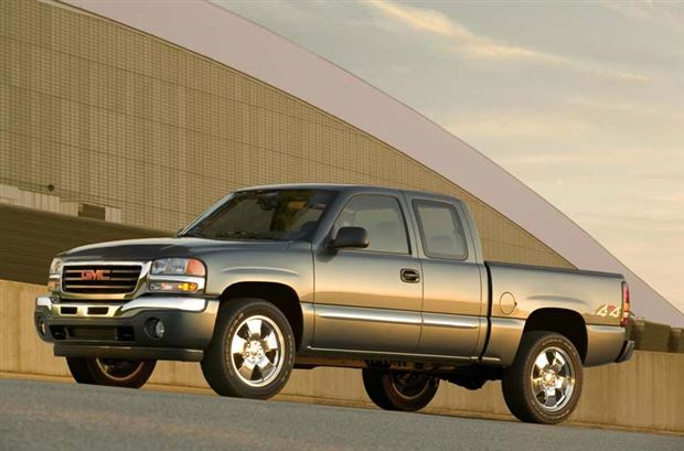 Read about the Autos.ca Buyer's Guide: 2006 GMC Sierra