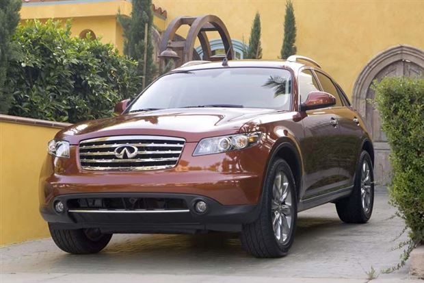 Read about the Autos.ca Buyer's Guide: 2006 Infiniti FX35/FX45