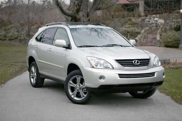 Read about the Autos.ca Buyer's Guide: 2006 Lexus RX 400h