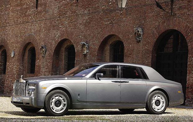 Read about the Autos.ca Buyer's Guide: 2006 Rolls-Royce Phantom