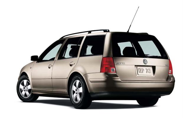 Read about the Autos.ca Buyer's Guide: 2006 Volkswagen Jetta Wagon
