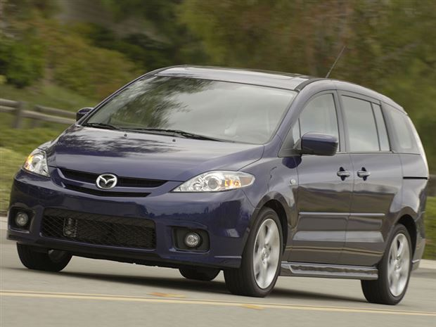 Read about the Autos.ca Buyer's Guide: 2007 Mazda Mazda5