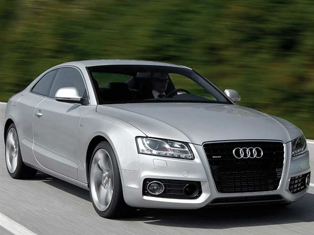 Read about the Autos.ca Buyer's Guide: 2008 Audi A5/S5