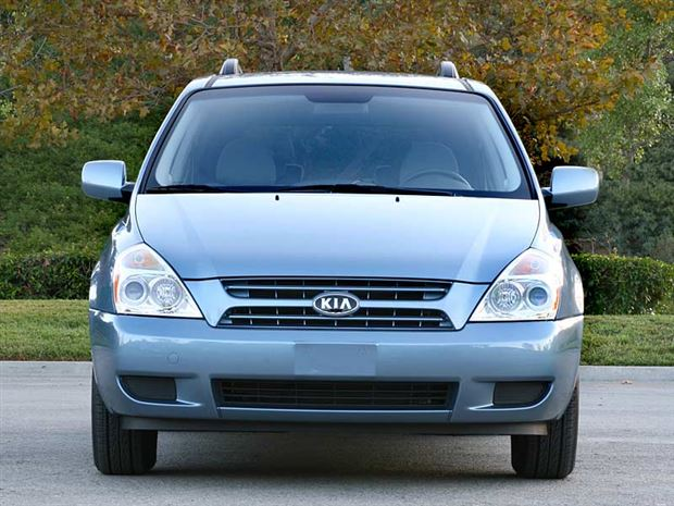 Read about the Autos.ca Buyer's Guide: 2008 Kia Sedona