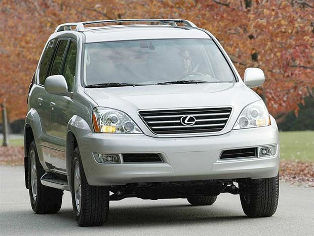 Read about the Autos.ca Buyer's Guide: 2008 Lexus GX 470