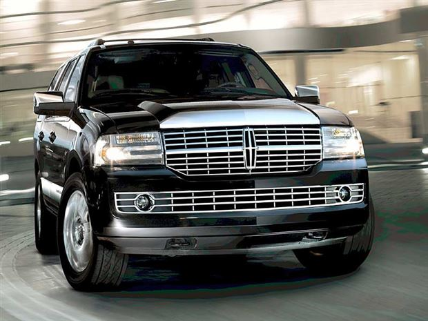 Read about the Autos.ca Buyer's Guide: 2008 Lincoln Navigator