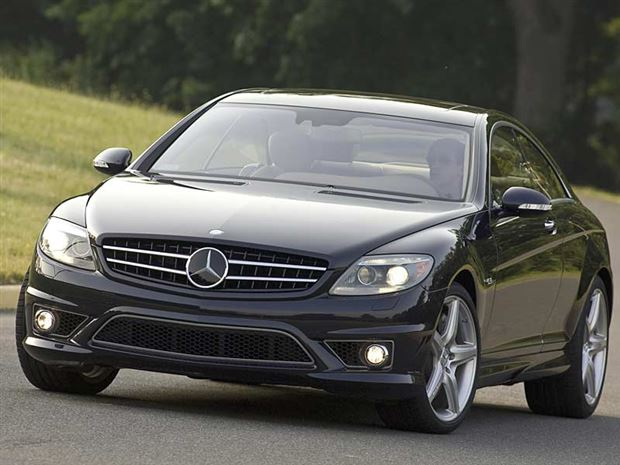 Read about the Autos.ca Buyer's Guide: 2008 Mercedes-Benz CL-Class