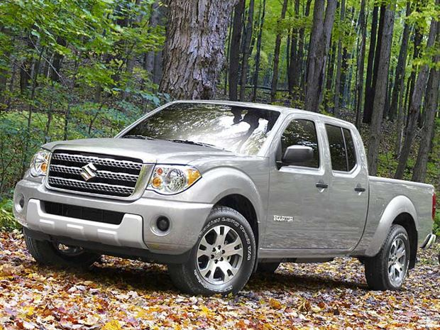 Read about the Autos.ca Buyer's Guide: 2009 Suzuki Equator