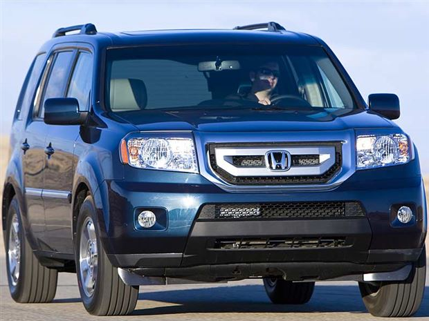 Read about the Autos.ca Buyer's Guide: 2011 Honda Pilot