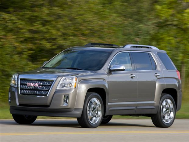 Read about the Autos.ca Buyer's Guide: 2012 GMC Terrain