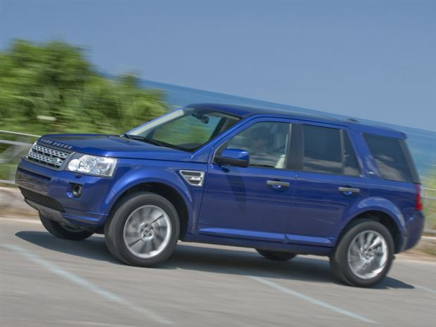 Read about the Autos.ca Buyer's Guide: 2012 Land Rover LR2