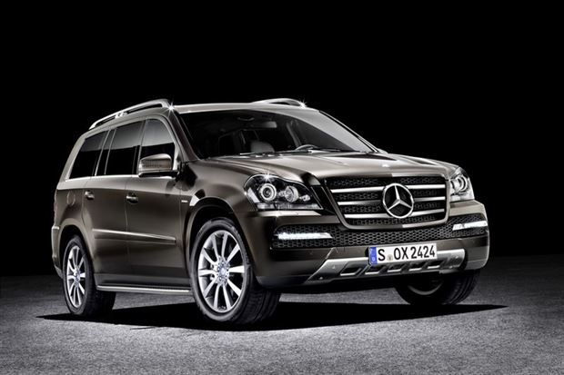 Read about the Autos.ca Buyer's Guide: 2012 Mercedes-Benz GL-Class