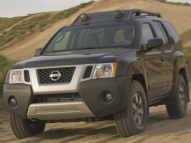 Read about the Autos.ca Buyer's Guide: 2012 Nissan Xterra